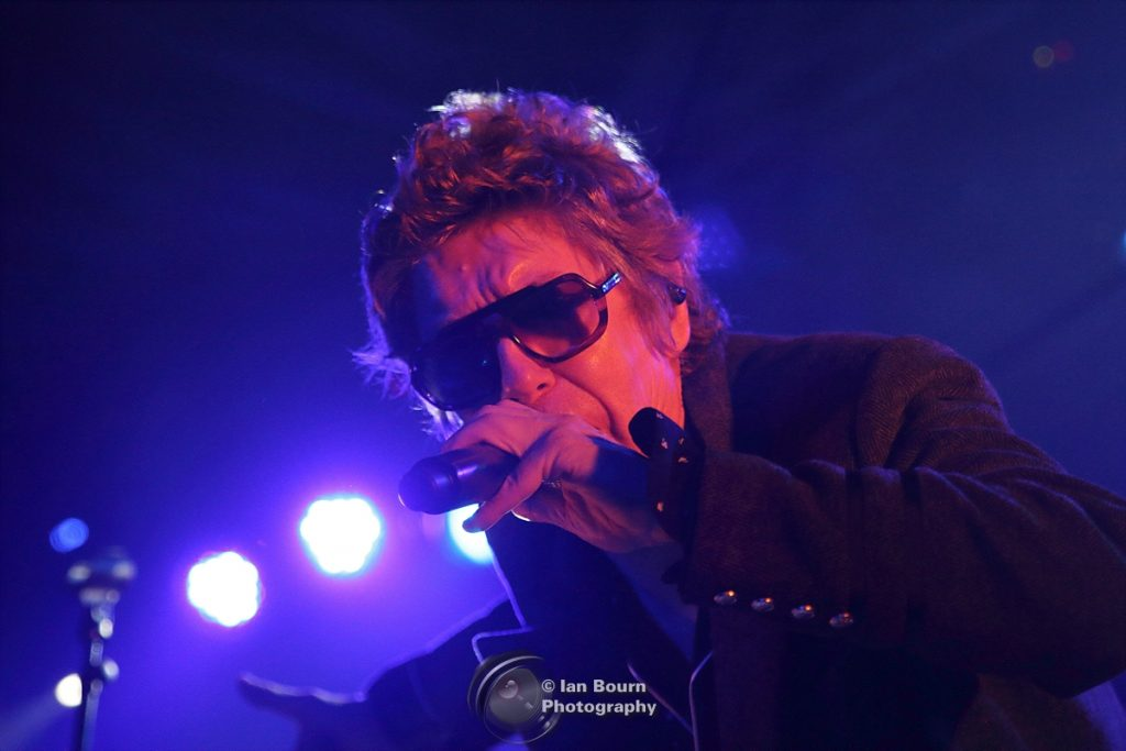 Richard Butler, lead singer of the Psychedelic Furs