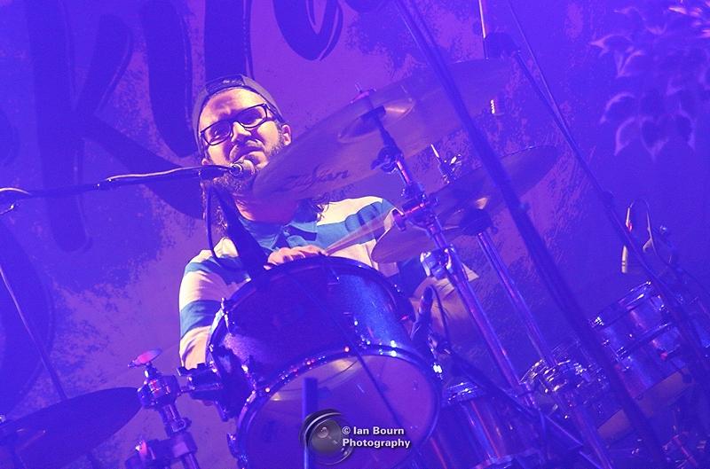 Jamie Kyriakides- Drums/Vocals