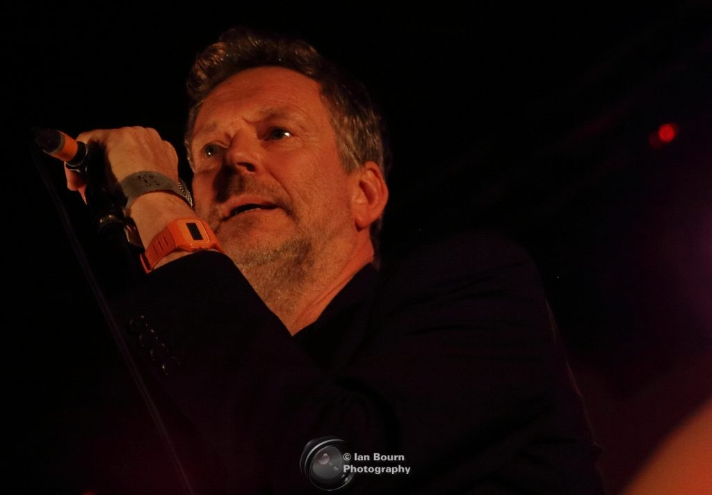 Scene Sussex: Blancmange: Neil Arthur