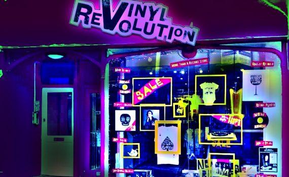 Vinyl Revolution: Brighton