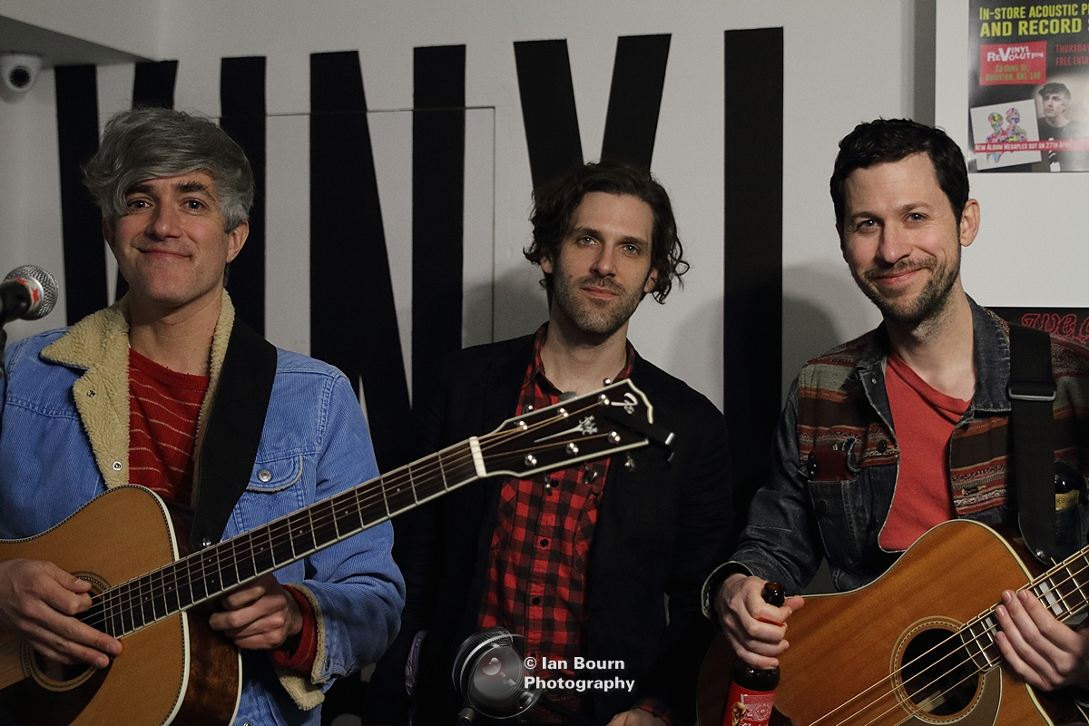 We Are Scientists: Pic by Ian Bourn for Scene Sussex and Media Works