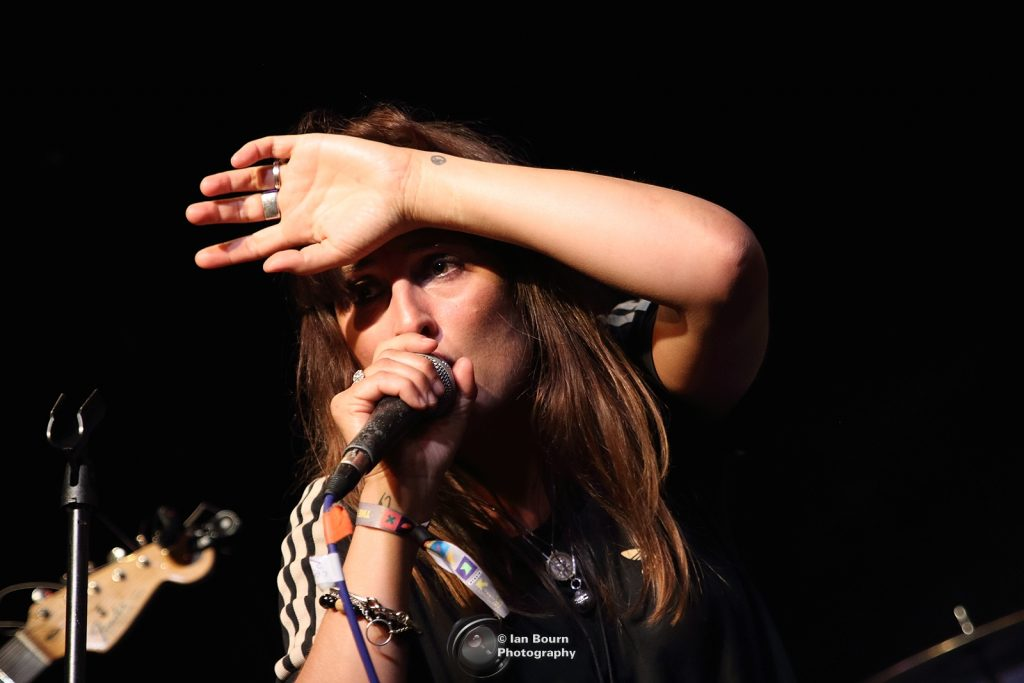Lucie Barat: Photo by Ian Bourn for Scene Sussex and Media Works