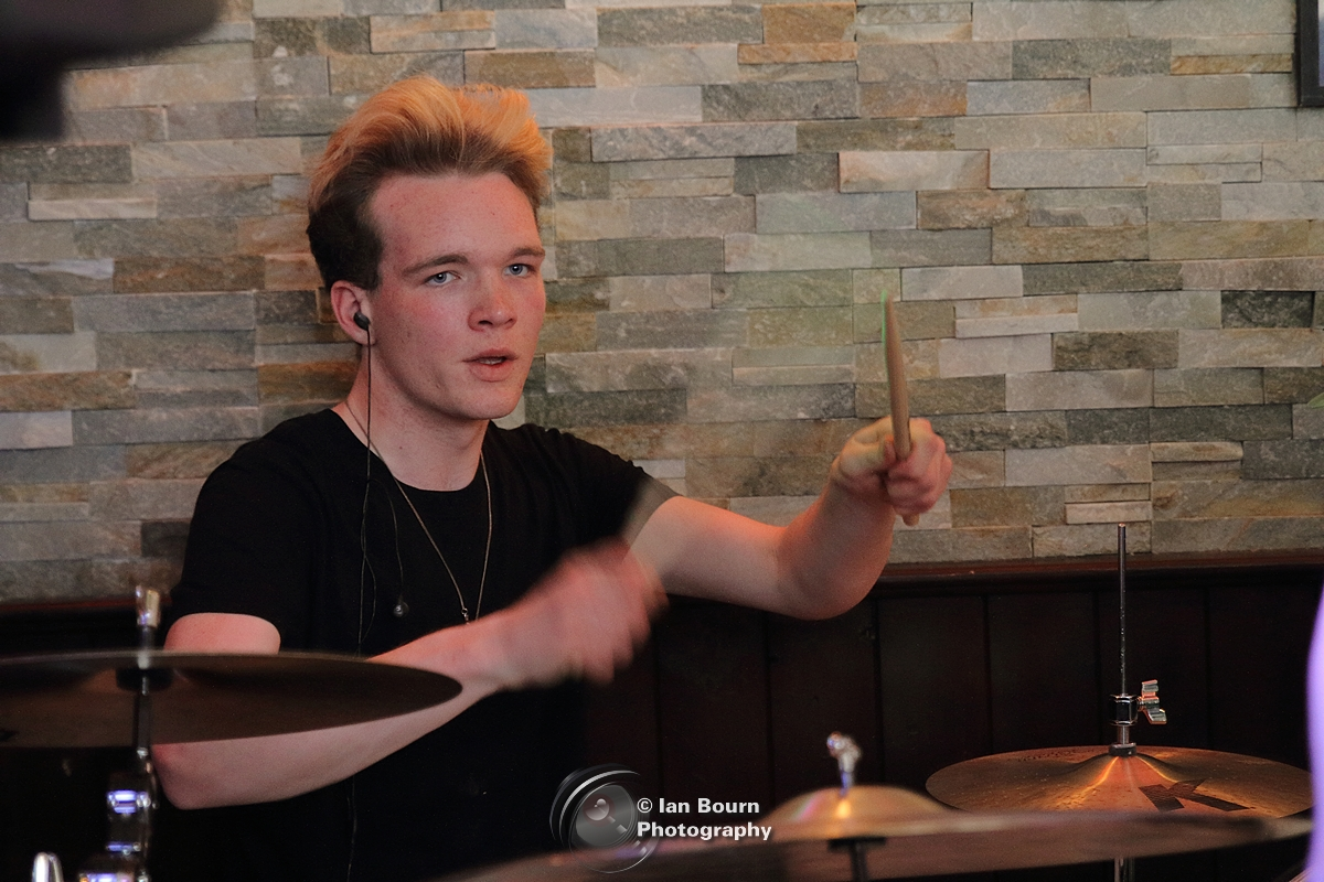 The RPMs: Callum - Photo by Ian Bourn for Scene Sussex
