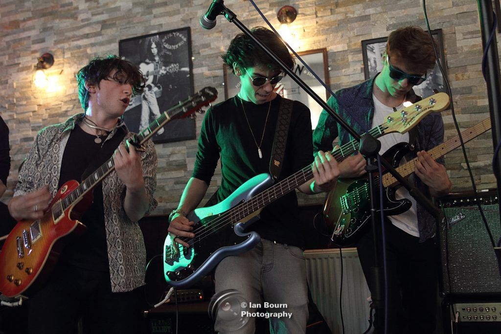 The RPMs: Photo by Ian Bourn for Scene Sussex / Media Works