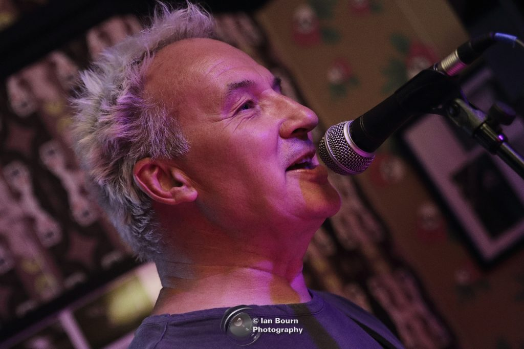 Tony Feedback: Pic by Ian Bourn for Scene Sussex and Media Works