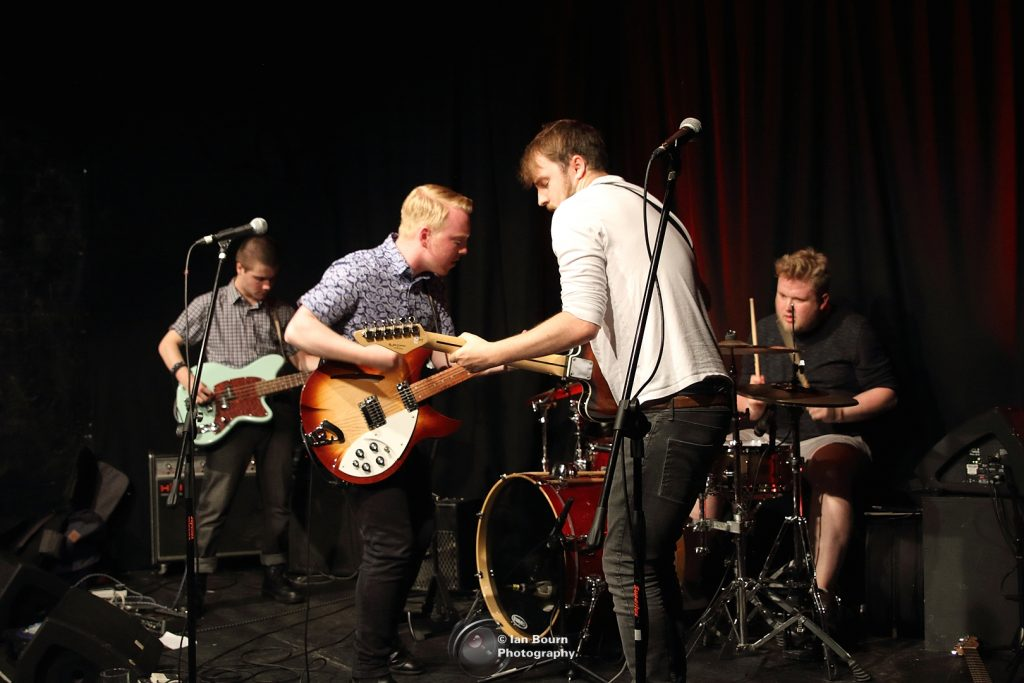 Dan Cox and The Blackbirds:@ Pic by Ian Bourn for Scene Sussex