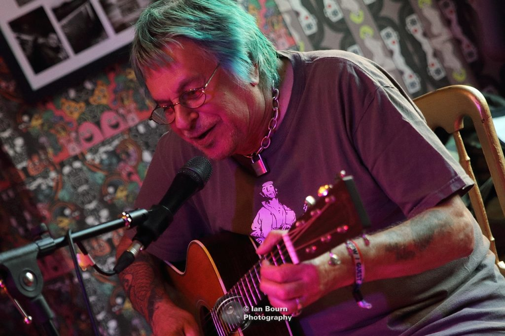 Charlie Harper pic by Ian Bourn for Scene Sussex
