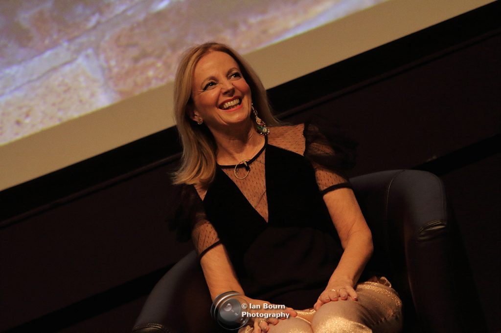 Clare Grogan: Photo by Ian Bourn for Scene Sussex