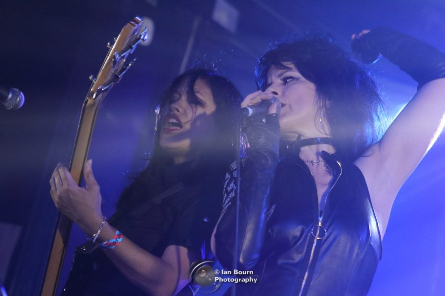 Jenny Drag and Taylor – photo by Ian Bourn for Scene Sussex