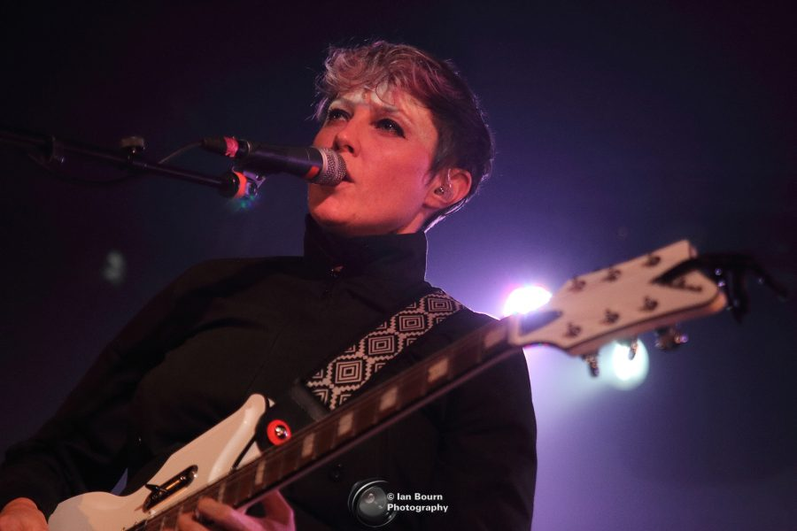 She Drew The Gun: Photo by Ian Bourn for Scene Sussex
