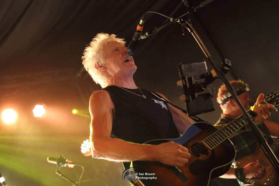 Big Country: photo by Ian Bourn for Scene Sussex.