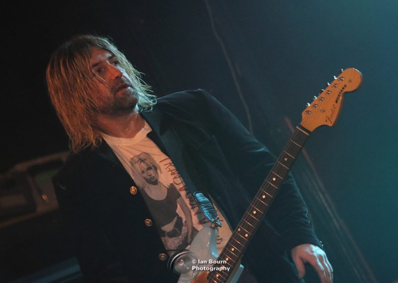 Nirvana UK - photo by Ian Bourn for Scene Sussex