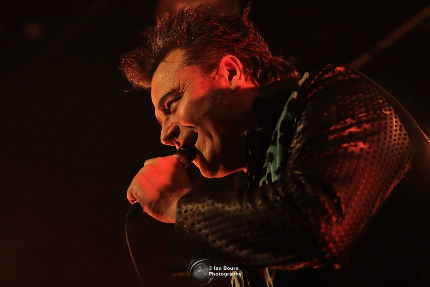 The Rezillos: LIVE! photo by Ian Bourn for Scene Sussex