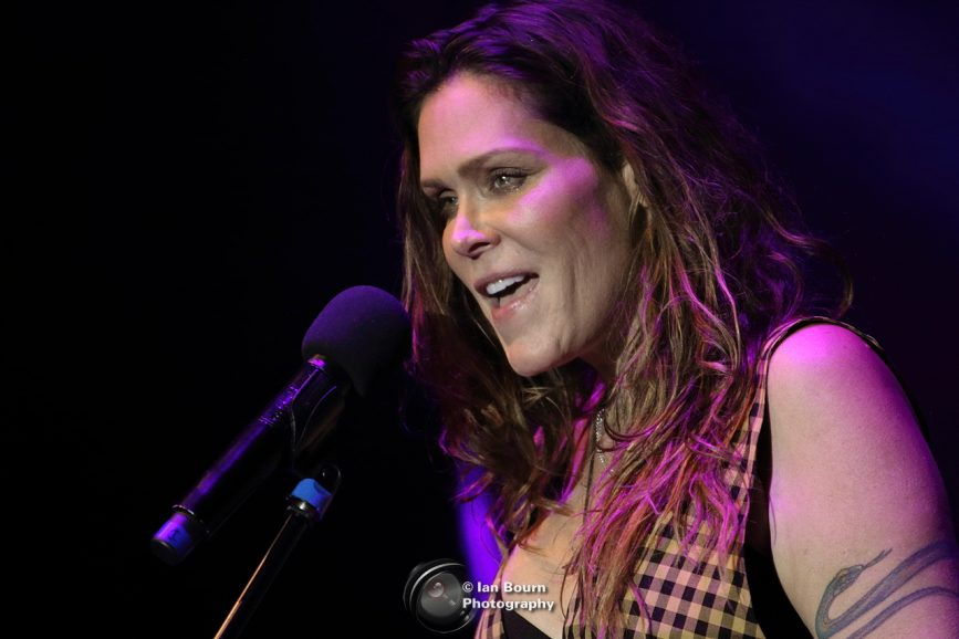 Beth Hart: photo by Ian Bourn for Scene Sussex