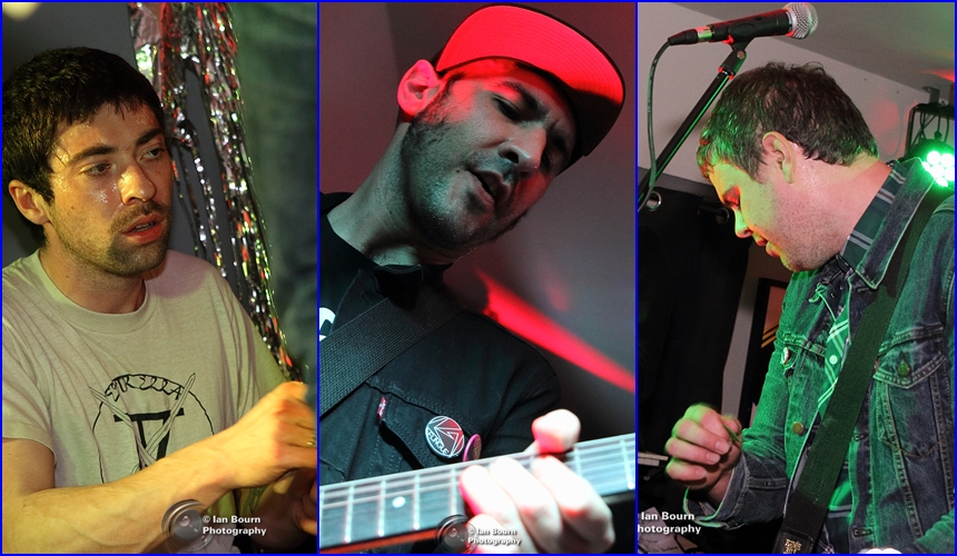Los Pepes - photo by Ian Bourn for Scene Sussex.