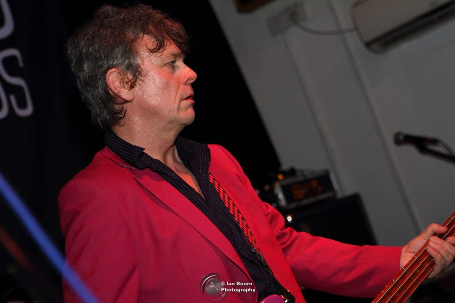 Duncan Reid and The Big Heads: photo by Ian Bourn for Scene Sussex