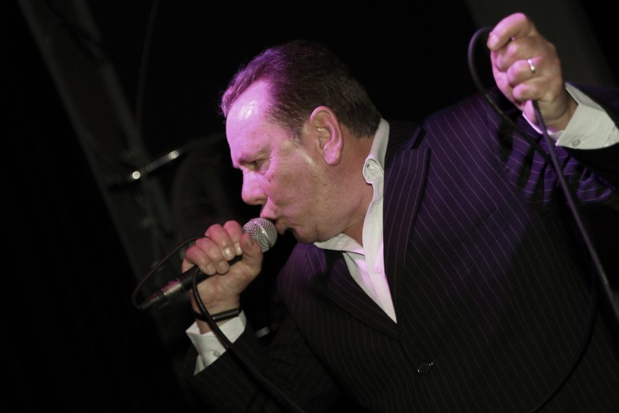 The Godfathers: photo by Ian Bourn for Scene Sussex