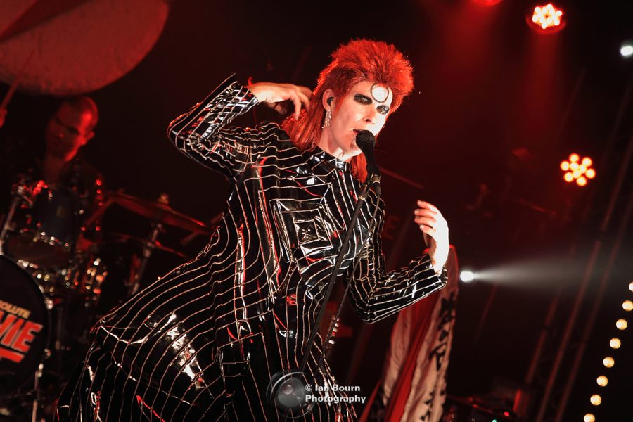 Absolute Bowie - Photo by Ian Bourn for Scene Sussex