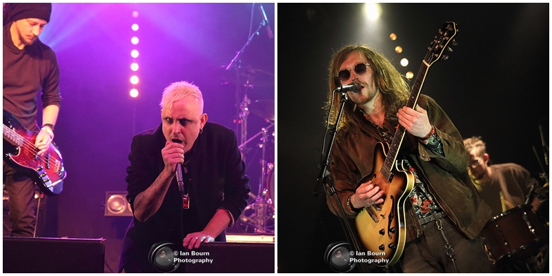 I AM WARFACE and LES BODS. Photos by Ian Bourn for Scene Sussex