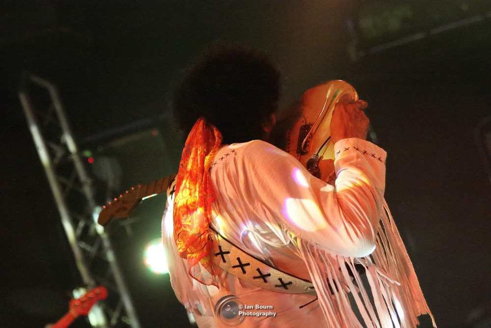 Are You Experienced? – Jimi Hendrix tribute.