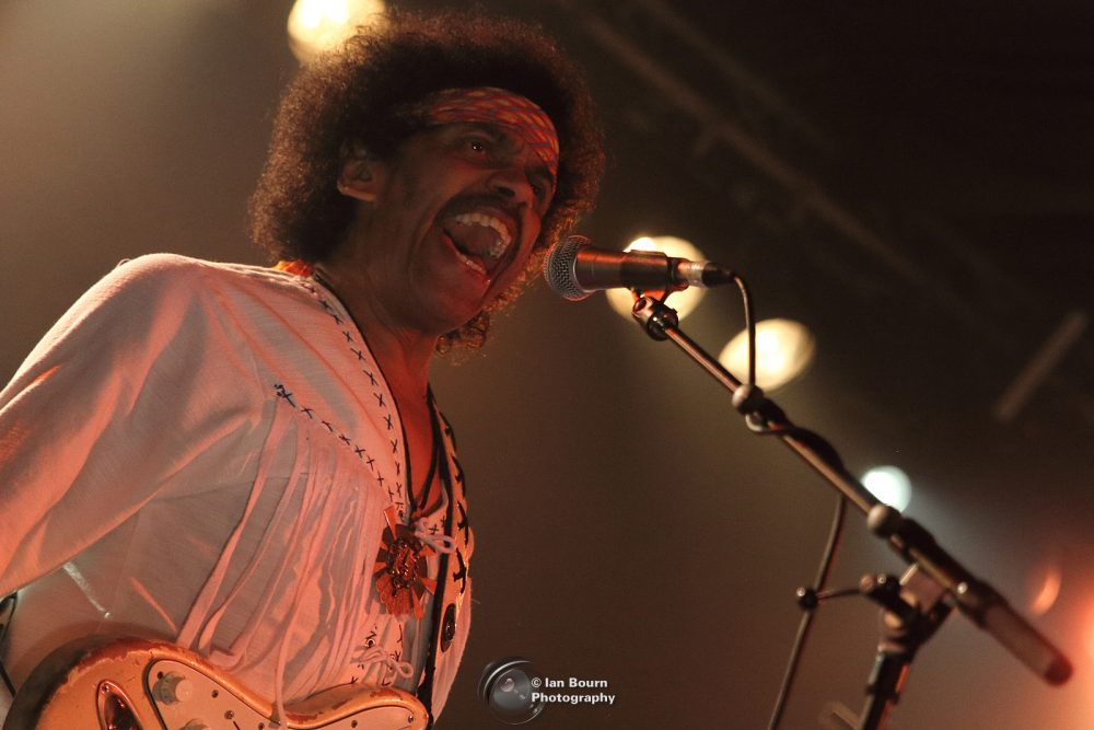 Are You Experienced? – Jimi Hendrix tribute. Pic by Ian Bourn for Scene Sussex
