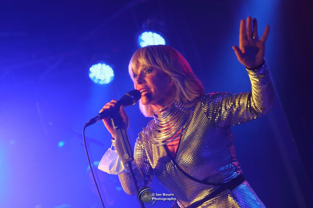 Toyah - LIVE! photo by Ian Bourn for Scene Sussex
