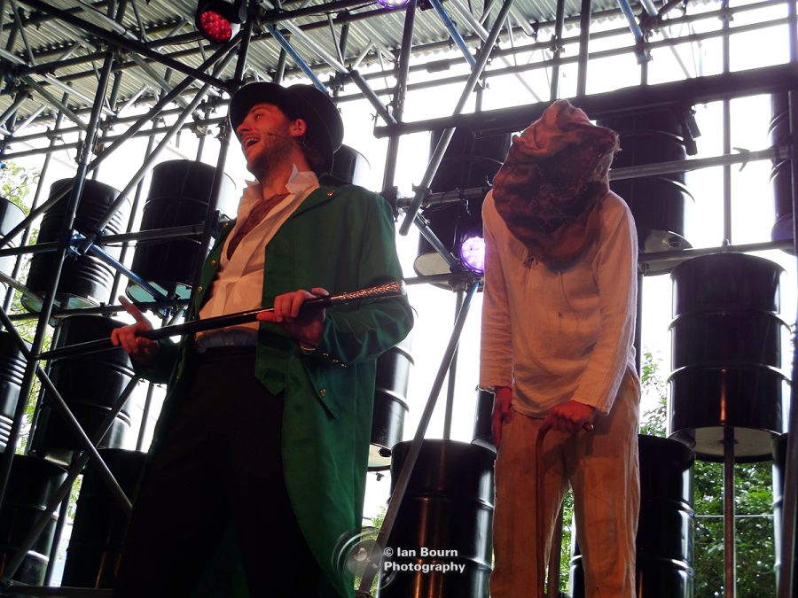 The Showman and Merrick