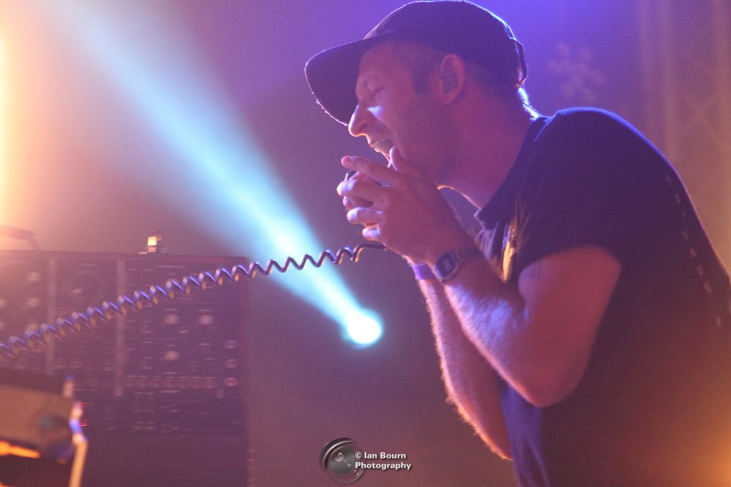 AK/DK live photo by Ian Bourn for Scene Sussex