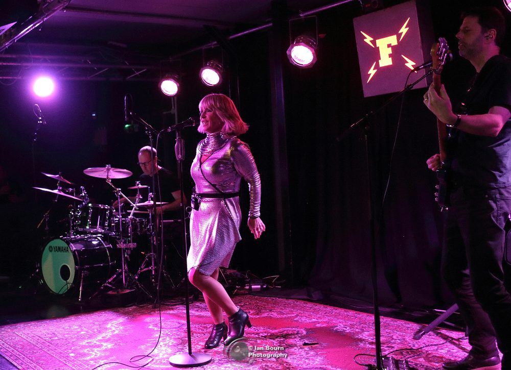 Toyah - LIVE! photo by Ian Bourn for Scene Sussex - Levitate!
