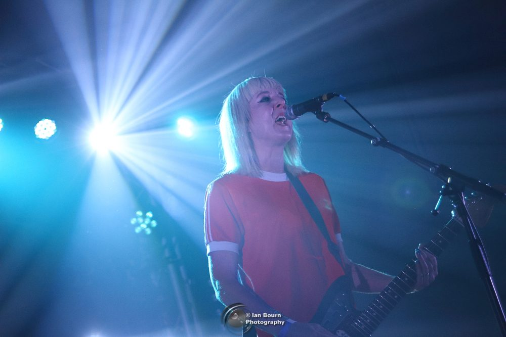 The Lovely Eggs: Live photo by Ian Bourn for Scene Sussex