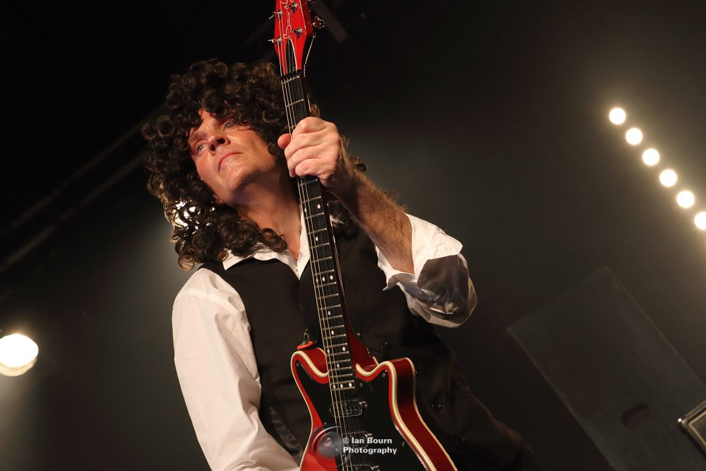 Majesty: Live photo by Ian Bourn for Scene Sussex