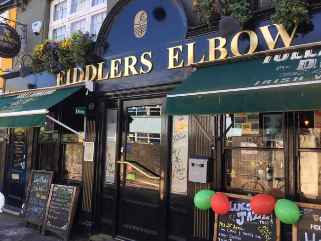 The Fiddlers Elbow, Brighton