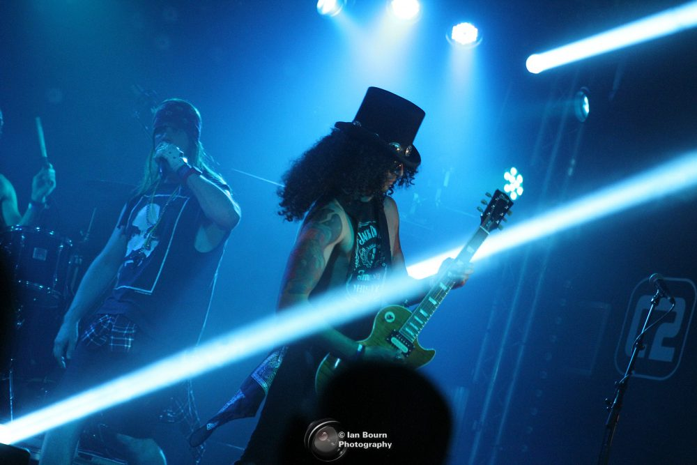 Guns 2 Roses: Photo by Ian Bourn for Scene Sussex